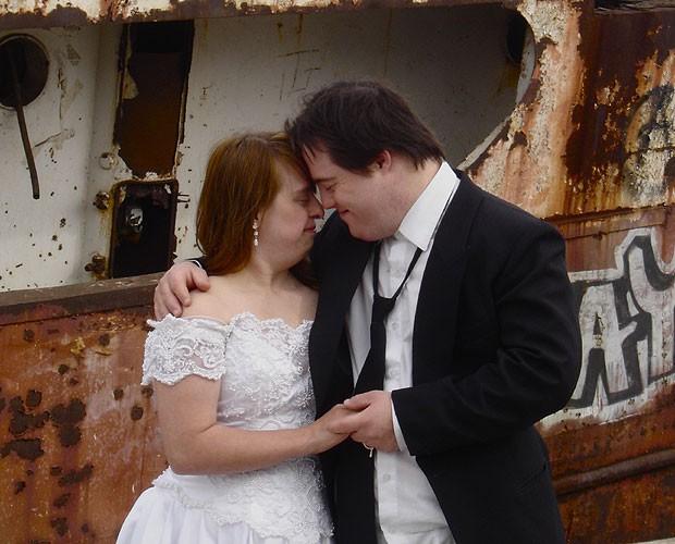 Resultado de imagem para casamento ariel e rita