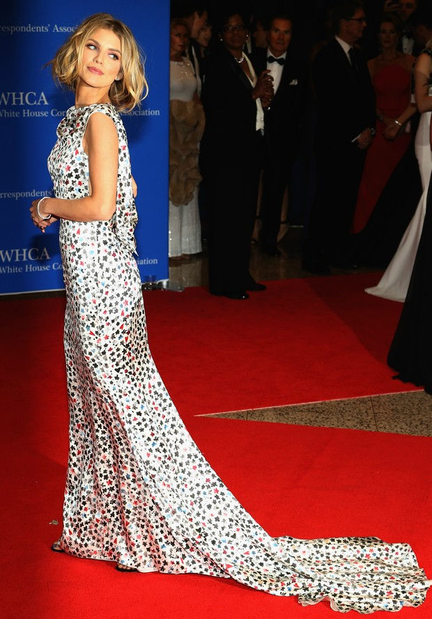 White House Correspondent's Dinner - Annalynne McCord (Foto: Getty Images)
