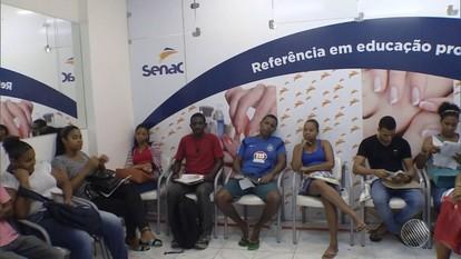 Procura por qualificação profissional cresce na Bahia