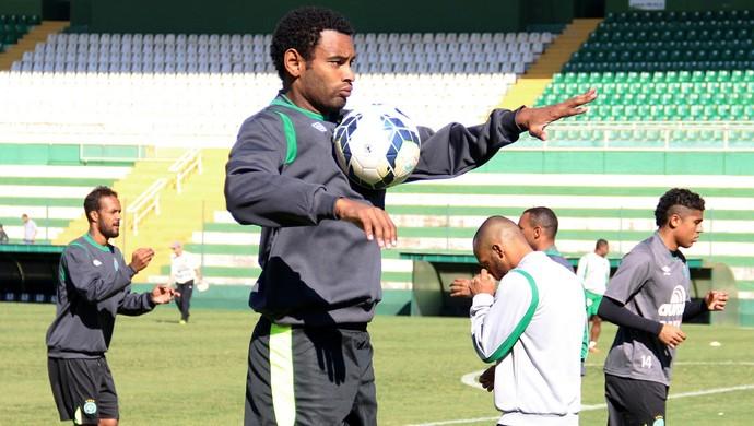 Jailton Chapecoense (Foto: Diego Carvalho/Aguante/Chapecoense)