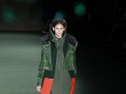 Osklen desfila sua coleção de inverno na semana de moda paulista