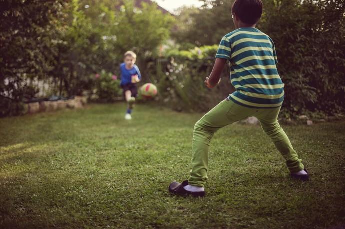 euatleta crianças atividade física (Foto: Getty Images)
