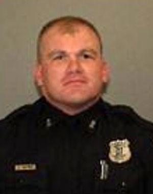 Foto sem data mostra o policial Sean Bolton, morto neste sábado (1º)  (Foto: Memphis Police Department via AP)