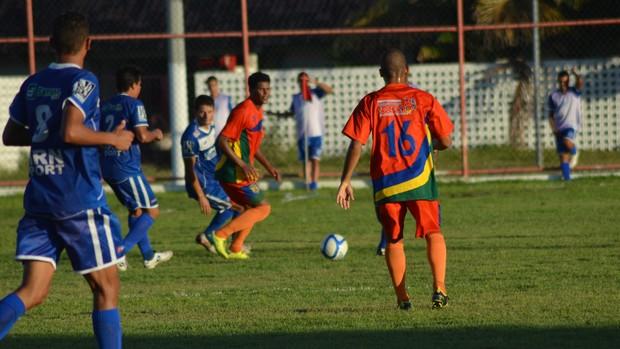 Partida no Lelezão ficou no empate (Foto: Felipe Martins/GLOBOESPORTE.COM)