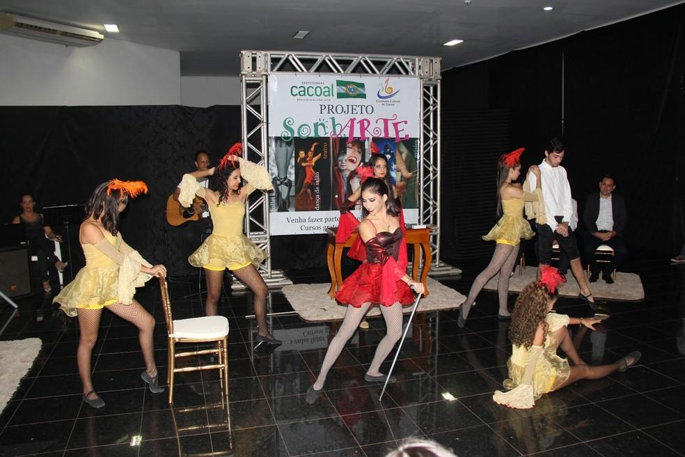 Projeto Social levará danças e atividades às crianças de Cacoal (Foto: Emanuel Alves/Divulgação)
