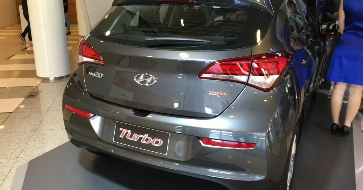 0cba1b69688c2 Auto Esporte - Hyundai HB20 ganha novo motor 1.0 turbo com 105 cavalos