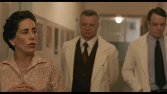 Glória Pires interpreta Nise da Silveira em filme; assista a uma nova cena