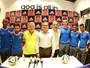 Zico retorna à Índia e participa de lançamento de nova camisa do Goa