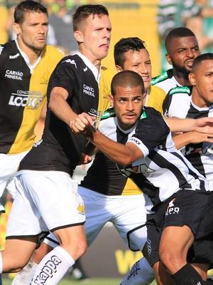 criciúma x figueirense orlando scarpelli (Foto: Luiz Henrique / FFC)