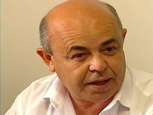 Prefeito Testinha (Foto: Reprodução/TV Diario)
