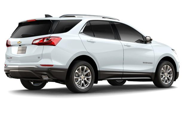 Chevrolet Equinox LT (Foto: Divulgação)