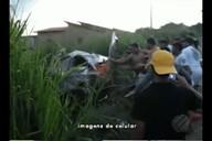 Equipe da Aeronáutica investiga causas de acidente com monomotor em Parauapebas, no PA