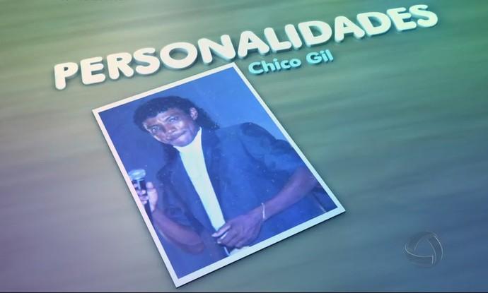 Quadro 'Personalidades' homanageia o inesquecível Rei do Lambadão, Chico Gil (Foto: É Bem MT)