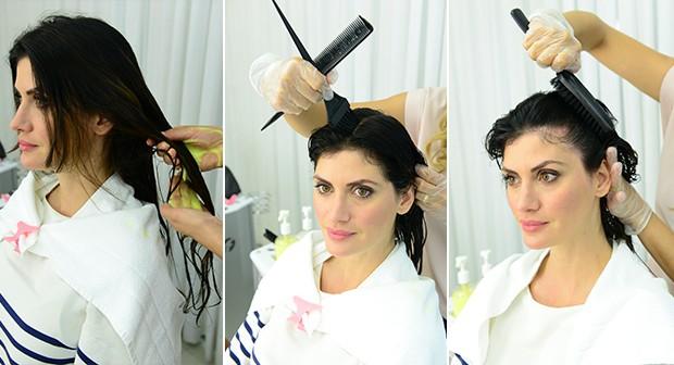 Isabella Fiorentino fazendo Velaterapia (Foto: Divulgação)