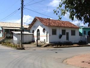 Marilândia distrito de Itapecerica MG Polícia Militar (Foto: Reprodução/TV Integração)
