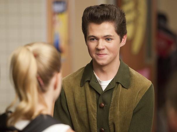 Um novo aluno chega ao McKinley e Brittany acredita que ele é um duende (Foto: Divulgação / Twentieth Century Fox)