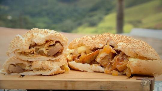 Fernando Kassab ensina receita de sanduíche tropeiro no 'Prato Fácil'