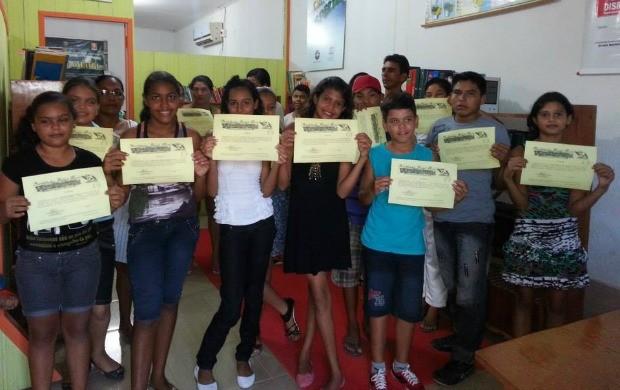 Projeto atende cerca de 120 pessoas por mês (Foto: Divulgação/IFA)