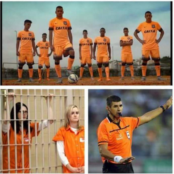 Zoação Corinthians