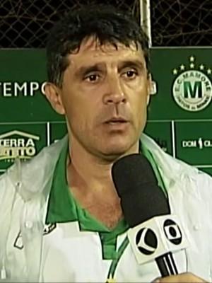 Wallace Lemos (Foto: Reprodução/TV Integração)
