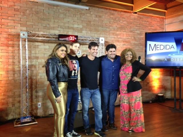 Medida Certa (Foto: Rede Globo)