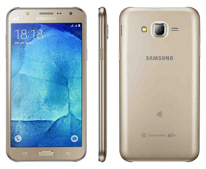 Galaxy J7 tem tela com resolução HD (Foto: Divulgação/Samsung) (Foto: Galaxy J7 tem tela com resolução HD (Foto: Divulgação/Samsung))