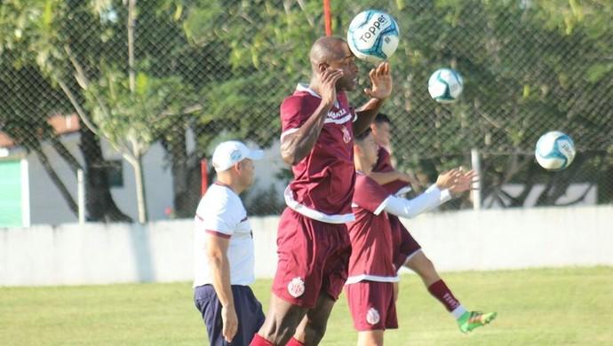 América-RN - Paulão - Zagueiro (Foto: Canindé Pereira/ América FC)