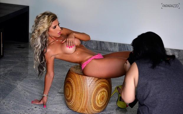 Ana Paula Minerato revela atração por mulheres