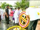 Tailândia e outros 13 países lembram os dez anos de tsunami na Ásia
