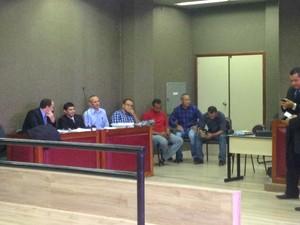 Militares são julgados por homicídio no Amapá (Foto: Abinoan Santiago/G1)