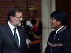 Crise diplomática entre Bolívia e Espanha foi superada, diz Morales
