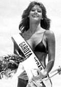 Carolina Barcellos Lemke, Garota Verão 1987 (Foto: Zero Hora)