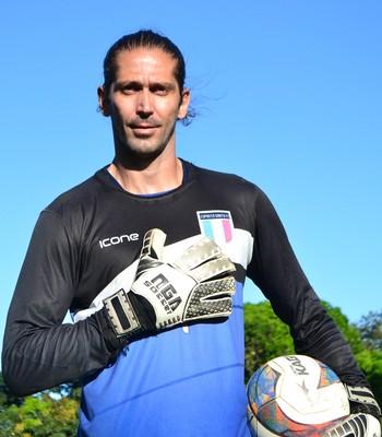 Alan Faria, goleiro do Espírito Santo (Foto: João Brito/Espírito Santo FC)