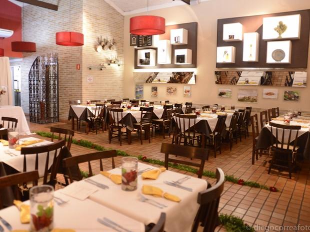 Casamentos em restaurante: Angeline (Foto: Divulgação)