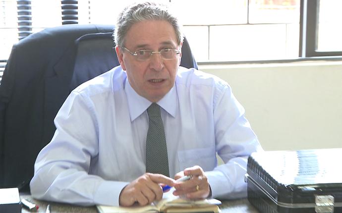 rogério bacellar presidente coritiba (Foto: Reprodução/RPC)
