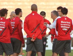 Dátolo no treino do Inter (Foto: Diego Guichard/GLOBOESPORTE.COM)