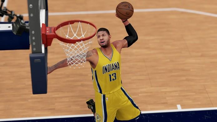 NBA 2K17 (Foto: Divulgação/2K)