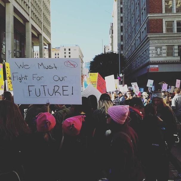 Temos que lutar pelo nosso futuro (Foto: Reprodução/ Instagram)