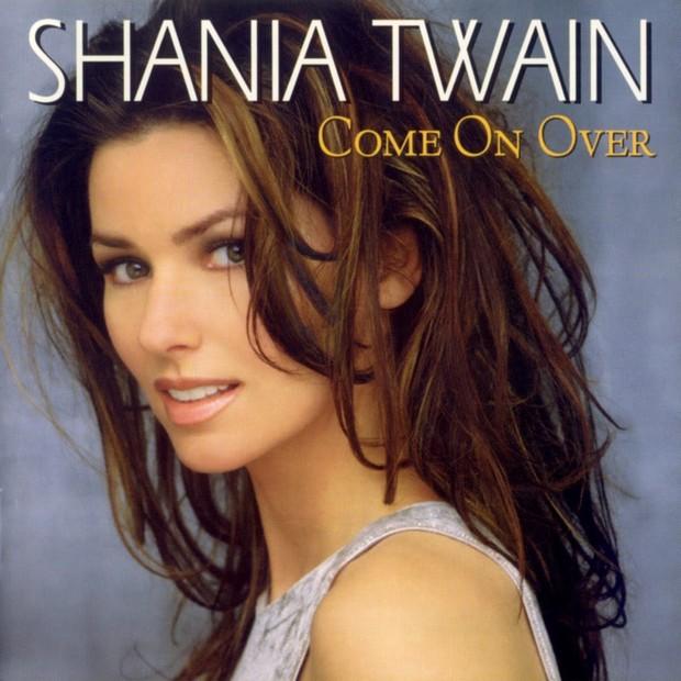 Shania Twain, Come On Over (Foto: reprodução )