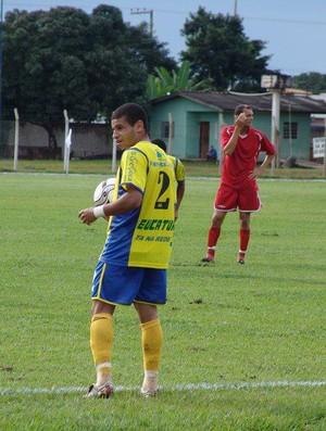Guajará vai defender o Pimentense na Segundinha (Foto: Aljecson do Vale/Arquivo Pessoal)