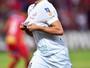 Ronaldo Mendes enche o pé, e bola ultrapassa 100km/h de velocidade