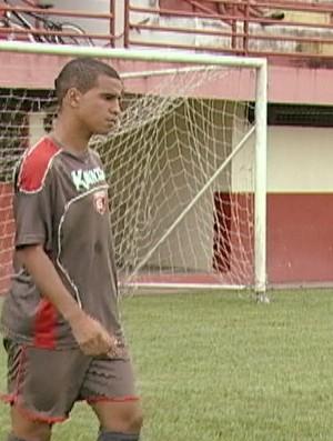 Luis Gustvao, Guarani-MG (Foto: Reprodução/TV Integração)