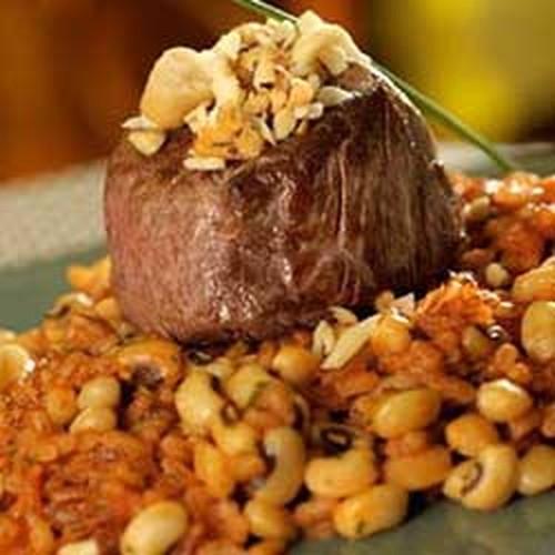 Baião de dois( culinária brasileira-judaica Kasher