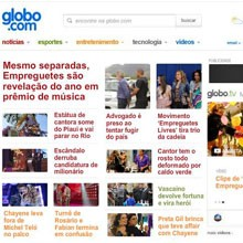 Globo.com fica 'Cheia de Charme' para mostrar babados (Cheias de Charme / TV Globo)