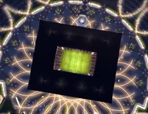 Estádio catar - frame (Foto: Reprodução / YouTube)