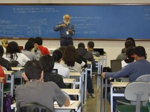 Atualmente, a Unila conta com 17 cursos de graduação (Foto: Unila / Divulgação)