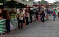Cargas ficam paradas com protestos na Rodovia Mogi-Salesópolis