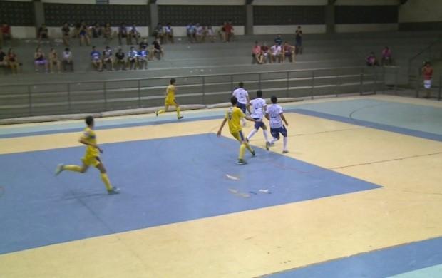 Constelação vence Vivaz no final da Taça Roraima de Futsal Adulto (Foto: Bom Dia Amazônia)