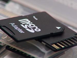 Cartão SD, MicroSD