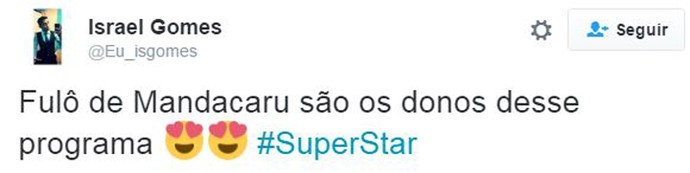 post final superstar (Foto: web)